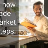 Learn how to trade the market in 4 steps
