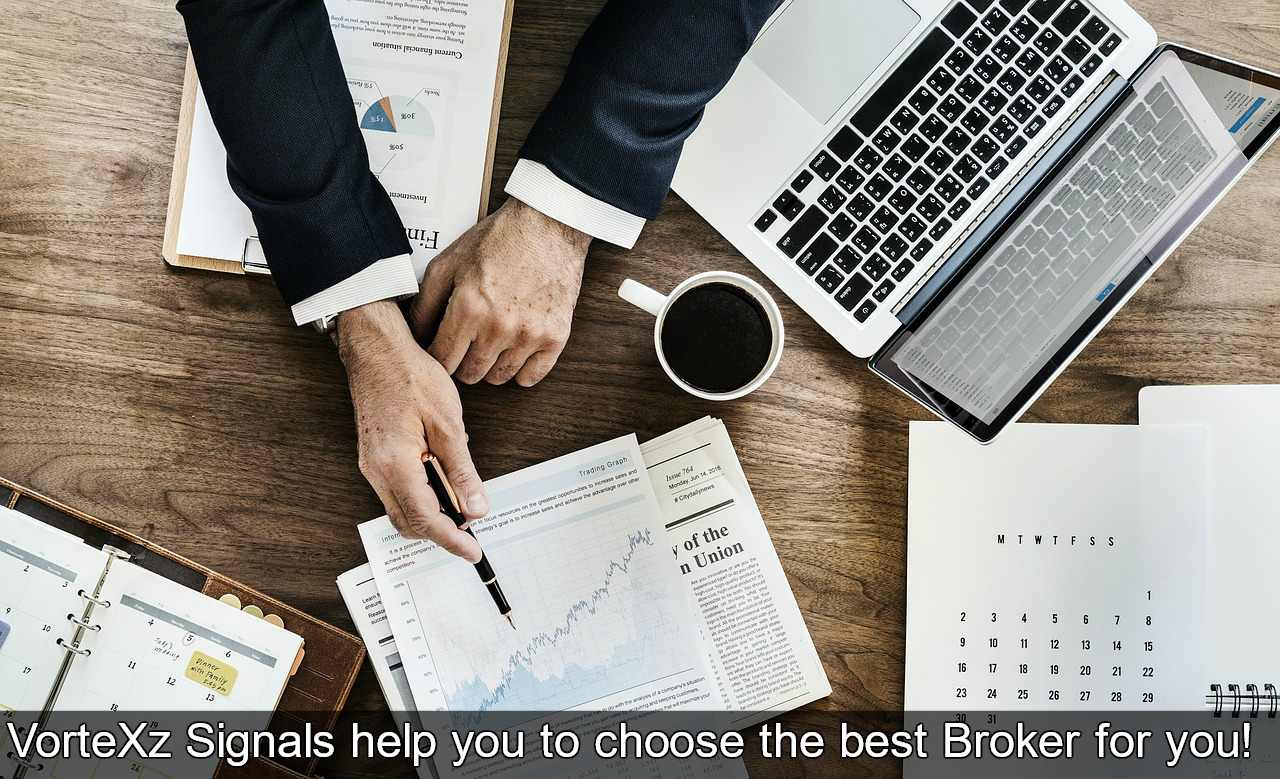 vortexz signals help you to choose the best Broker for you