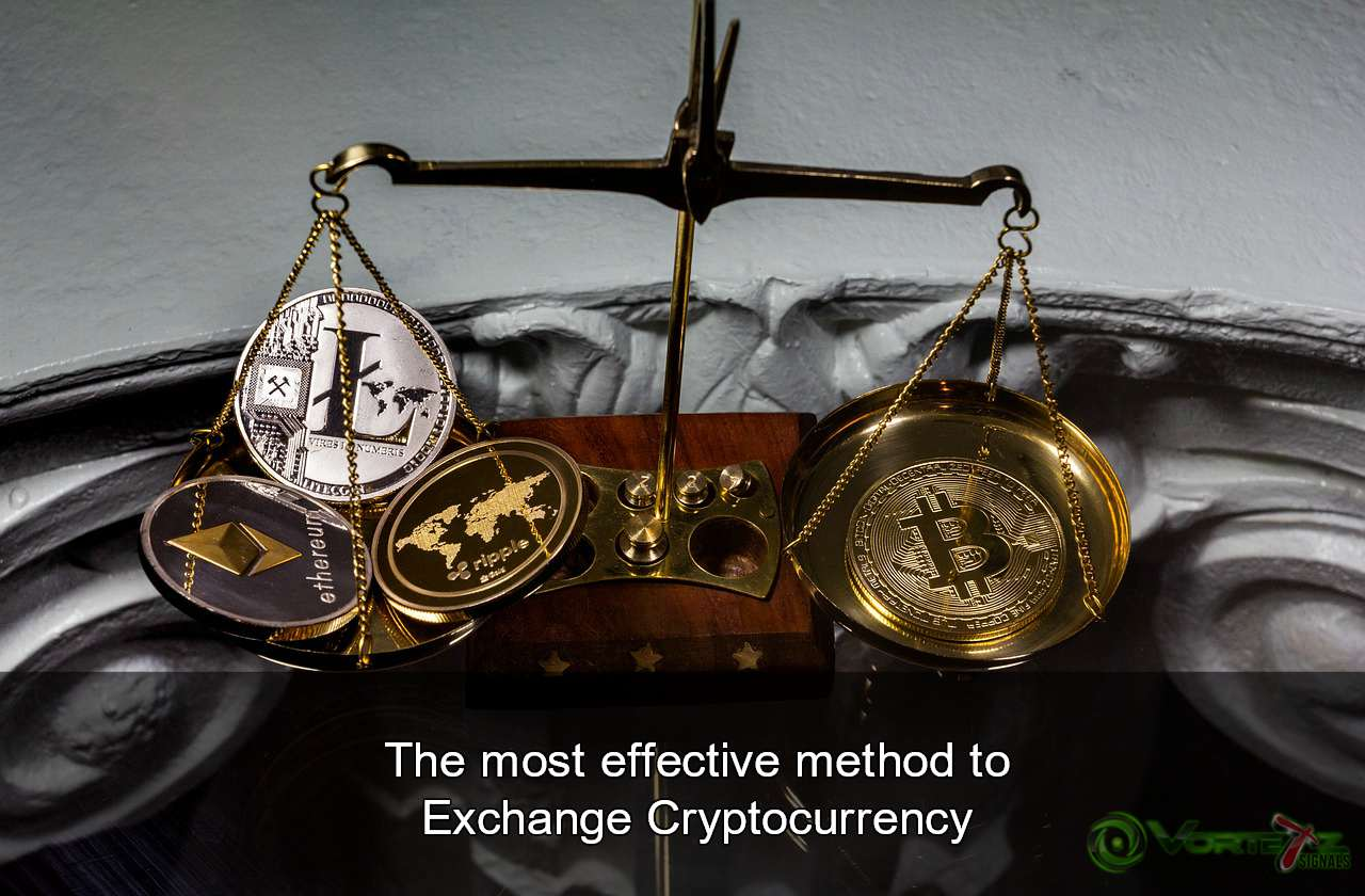 effective method to Exchange Cryptocurrency.
